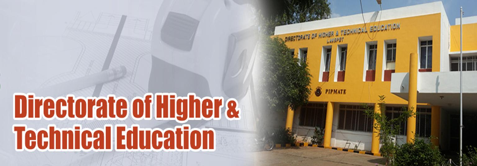 Image of Directorate of Higher and Technical Education